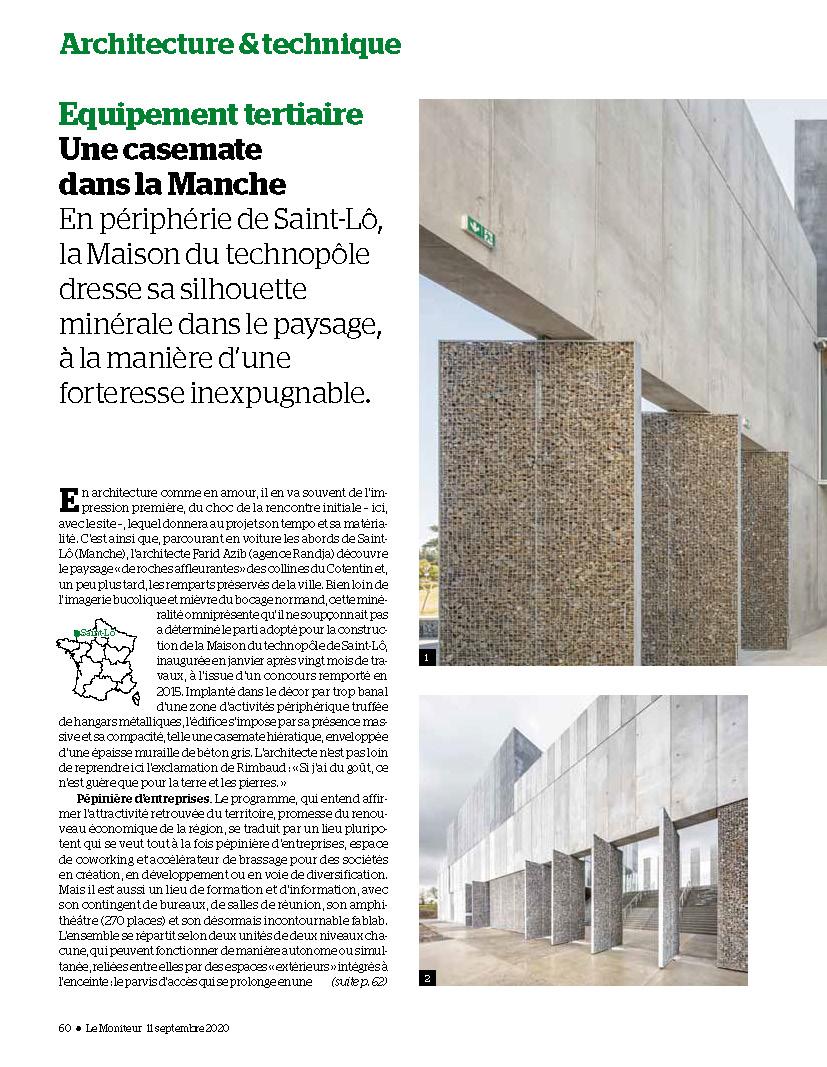 200911_FORT_LE MONITEUR_Article_Page_1